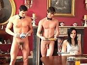 Watch the hottest CFNM action you ever seen
