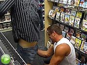 Gay dude seducing his straight roommate