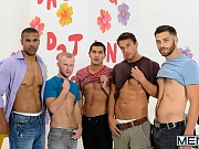the gay dating game