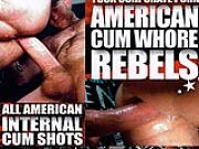 american cum whore rebels