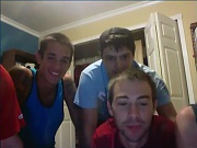 3 straight boys