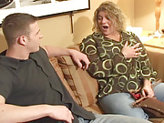 Crazy bisexuals play with MILF in these action vids
